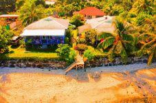 House in Haapiti - MOOREA - Fare Taina Nui