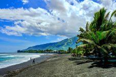 House in Papara - TAHITI - Taharuu Bungalows Surf & Beach