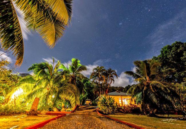Huahine-Nui - Casa