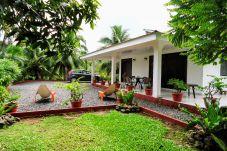 Casa a Huahine-Nui - HUAHINE - Maroe House 2 + Auto