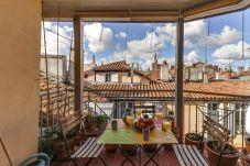 Appartement à Toulouse - ESQUIROL Duplex Terrasse Hyper Centre