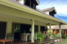 Villa à Tiahura - MOOREA - Villa Iaorana