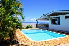 La piscine privée