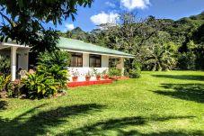 Maison à Huahine-Nui - HUAHINE - Maroe House 3 + Voiture
