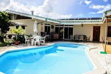 Studio à Punaauia - TAHITI - Sanny's Place Family Room & Pool