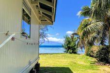 Maison à Maatea - MOOREA - Fare Maatea Beach
